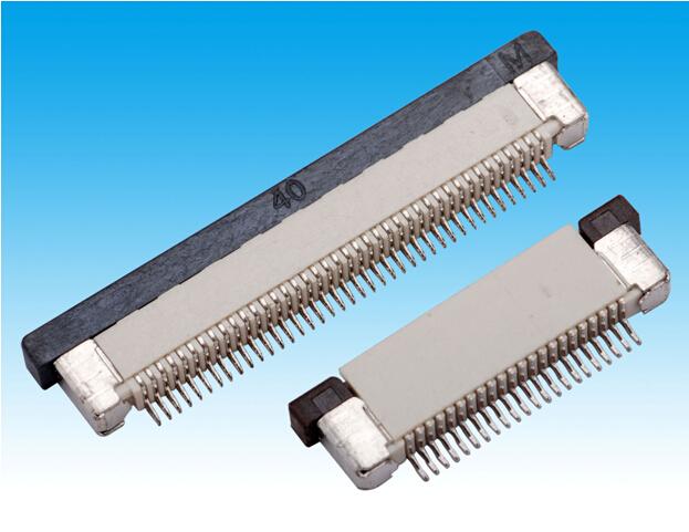 灿科盟:FPC镀金高速信号插座的连接方法