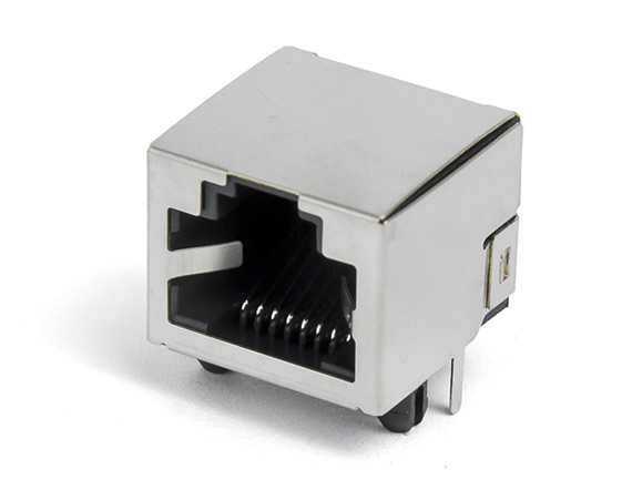 RJ45插座连接器