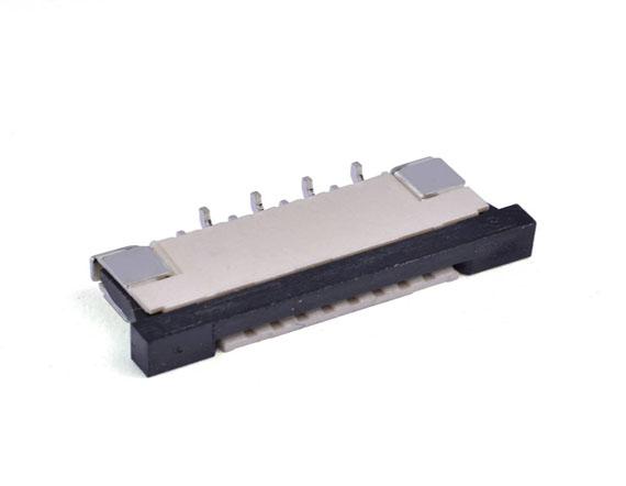 0.5FPC立贴带锁