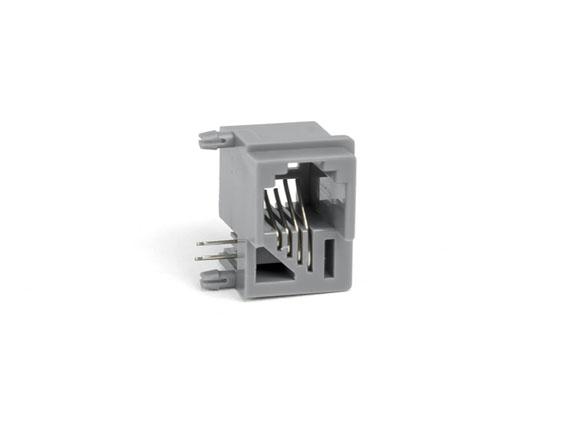 616-PCB-4P4C-灰色-Y型