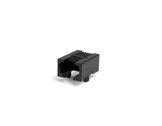 95001-4P4C-90度-黑色