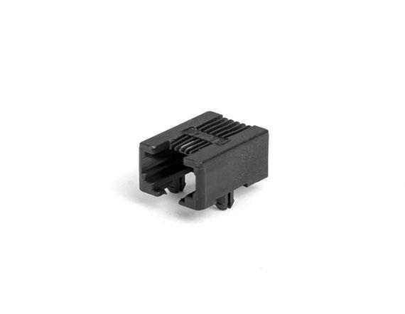 95001-6P2C-90度-黑色