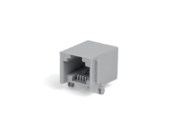 PCB-6P2C-90度-带边-灰