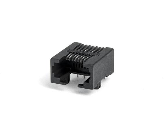 95001-8P8C-90度-黑色