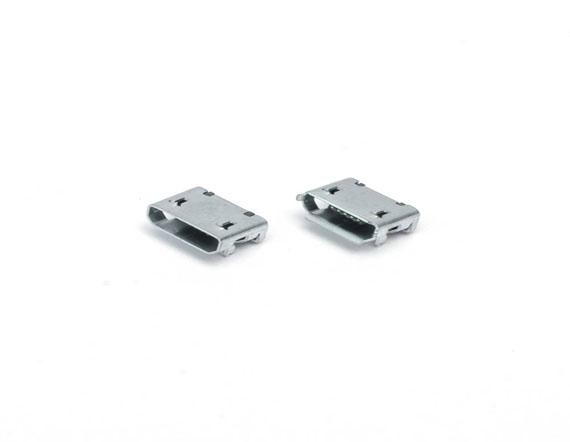 MICRO 5P-90°-B型DIP-7.2-直边-有柱