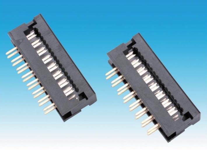 2.54mm FD 压线头 插件 焊板