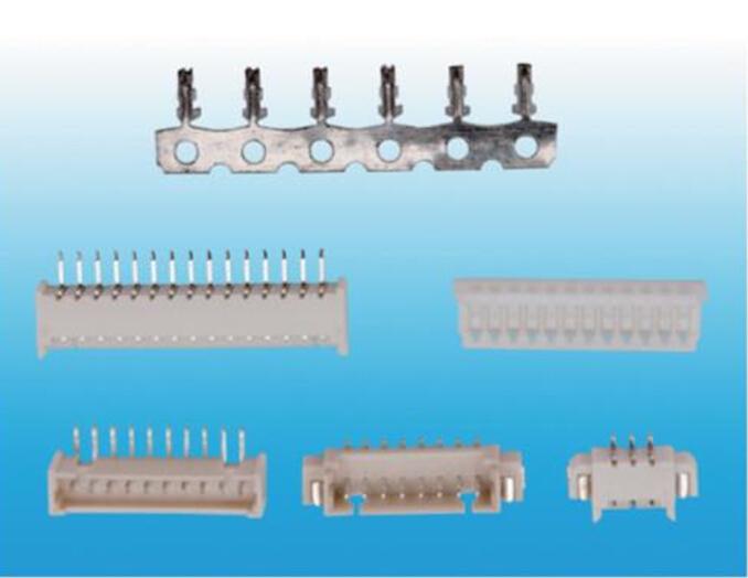 MX1.25线对板连接器