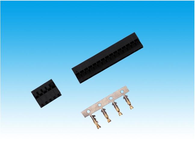 杜邦2.0线对板连接器