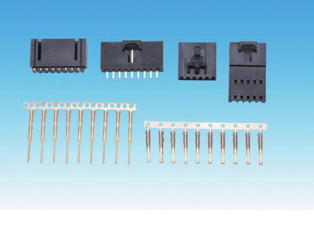 SM2.5线对板连接器