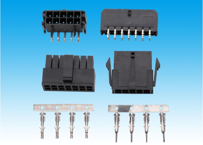 MX3.0线对板连接器