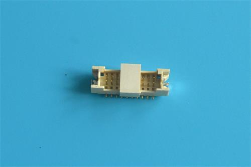 1258白色连接器