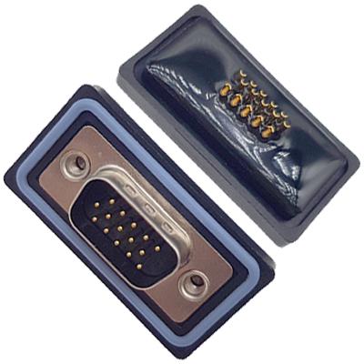 防水HDD高密度系列焊線A01-181AE15MGPFEA3
