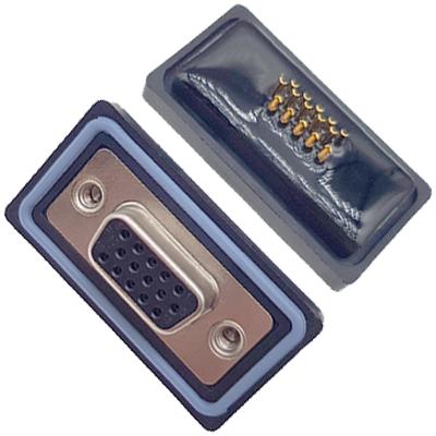 防水HDD高密度系列焊線A06-181AE15FGTFEA3