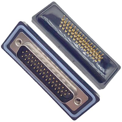 D-HDD0S42PF-A000HDDS-42P 母头 三排 铆钉 直插板 黑胶芯 防水车针